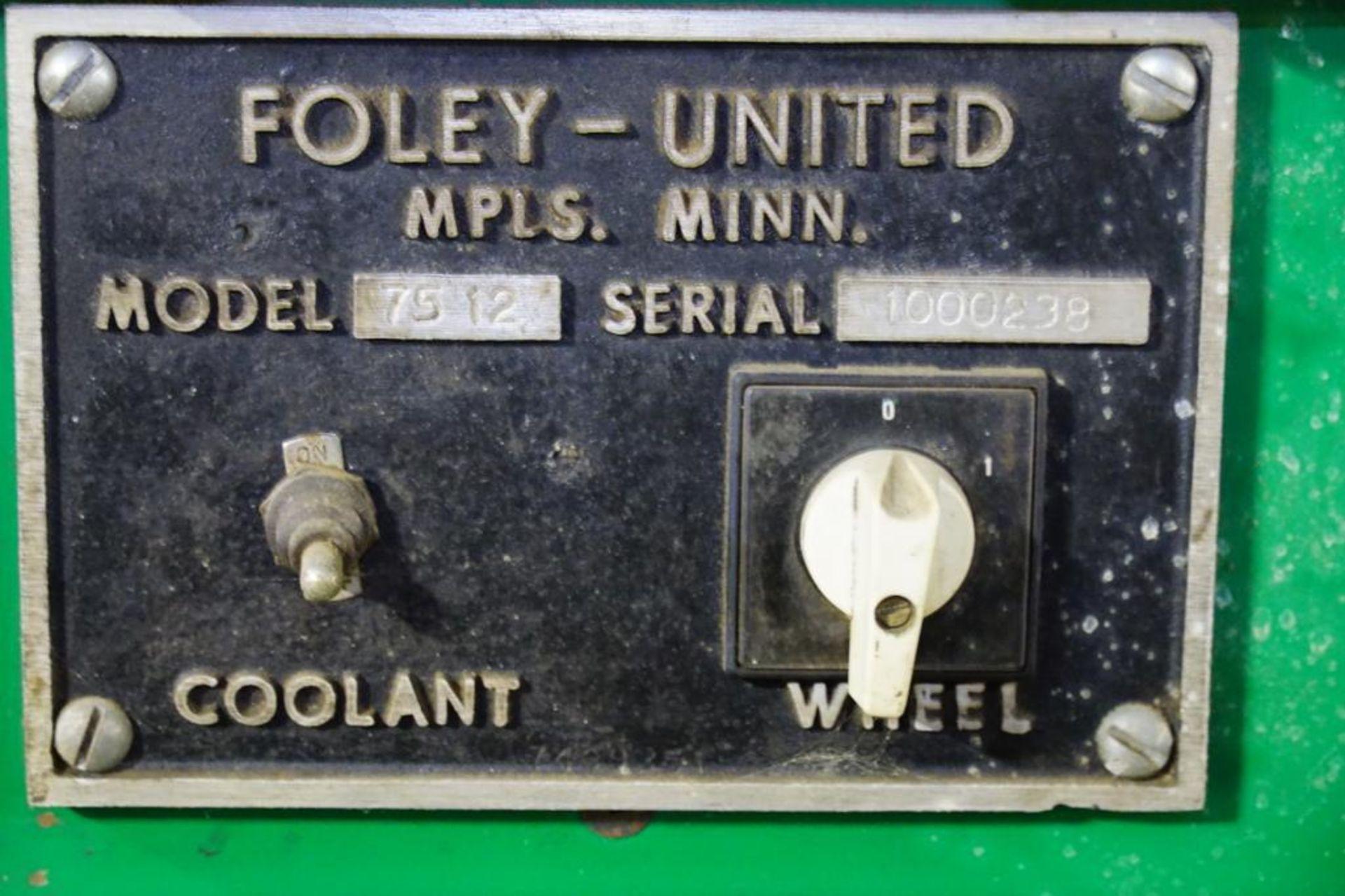 Foley United Sharpener - Image 7 of 7