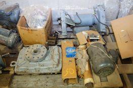 Bench Grinder, Electric Motor