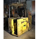 Hyster Electric Stand On Forklift
