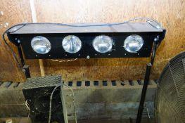 4 Bulb Inspection Light.