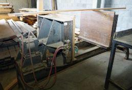 Air Powered Press