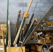 Pipe Clamps Misc. Rods