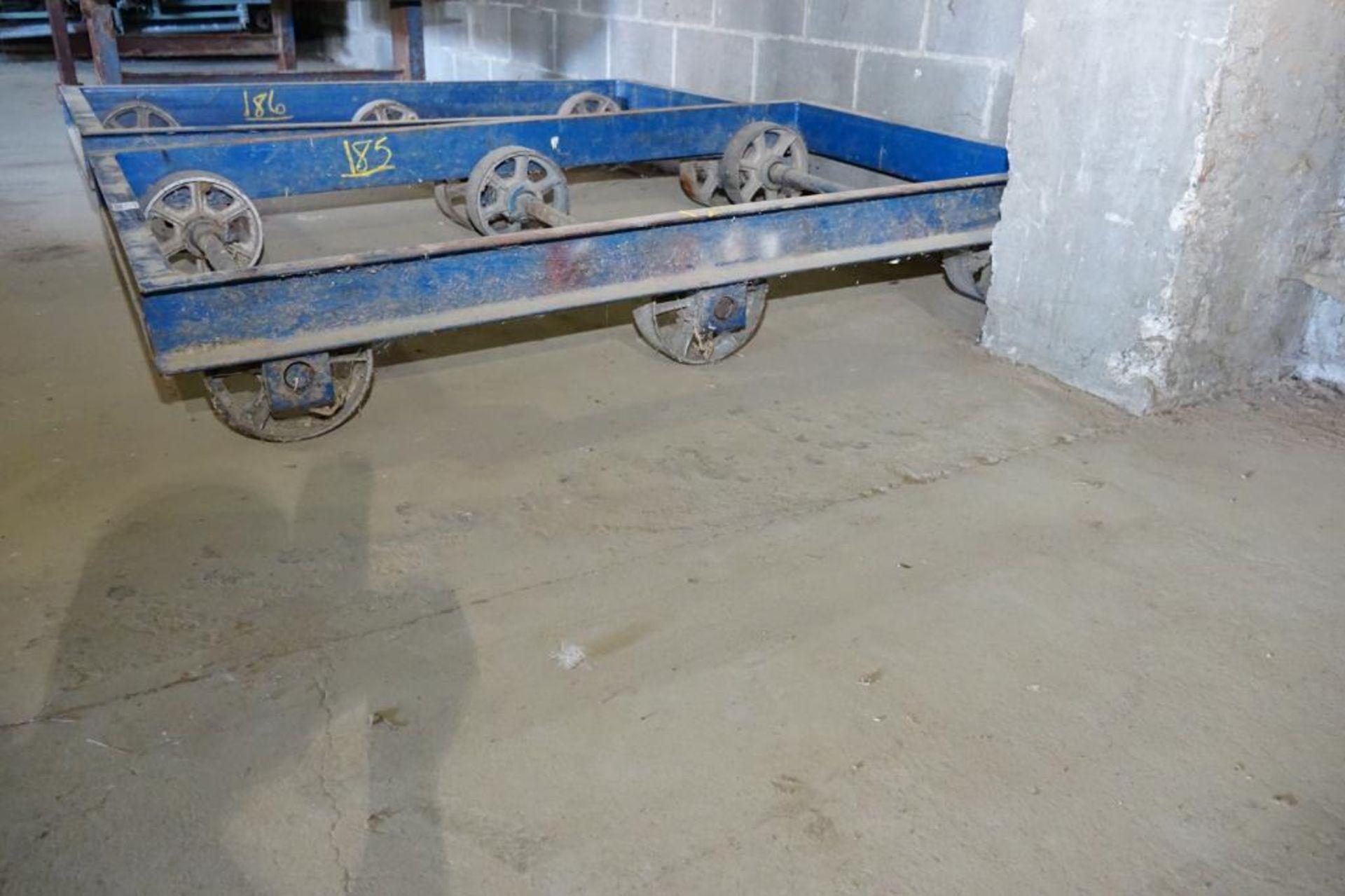 Low Profile Lumber Carts - Image 2 of 2