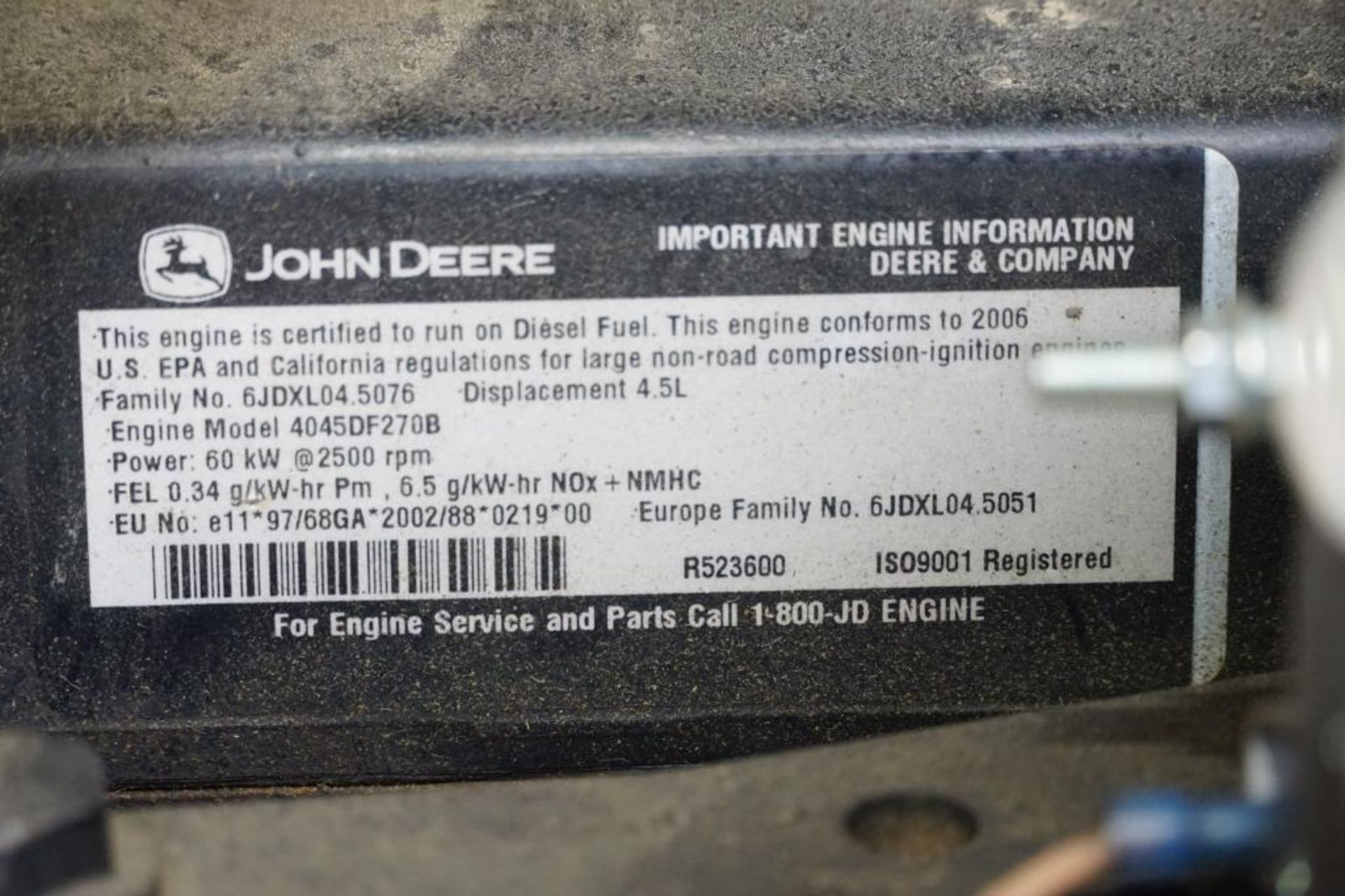 John Deere Diesel - Image 5 of 6