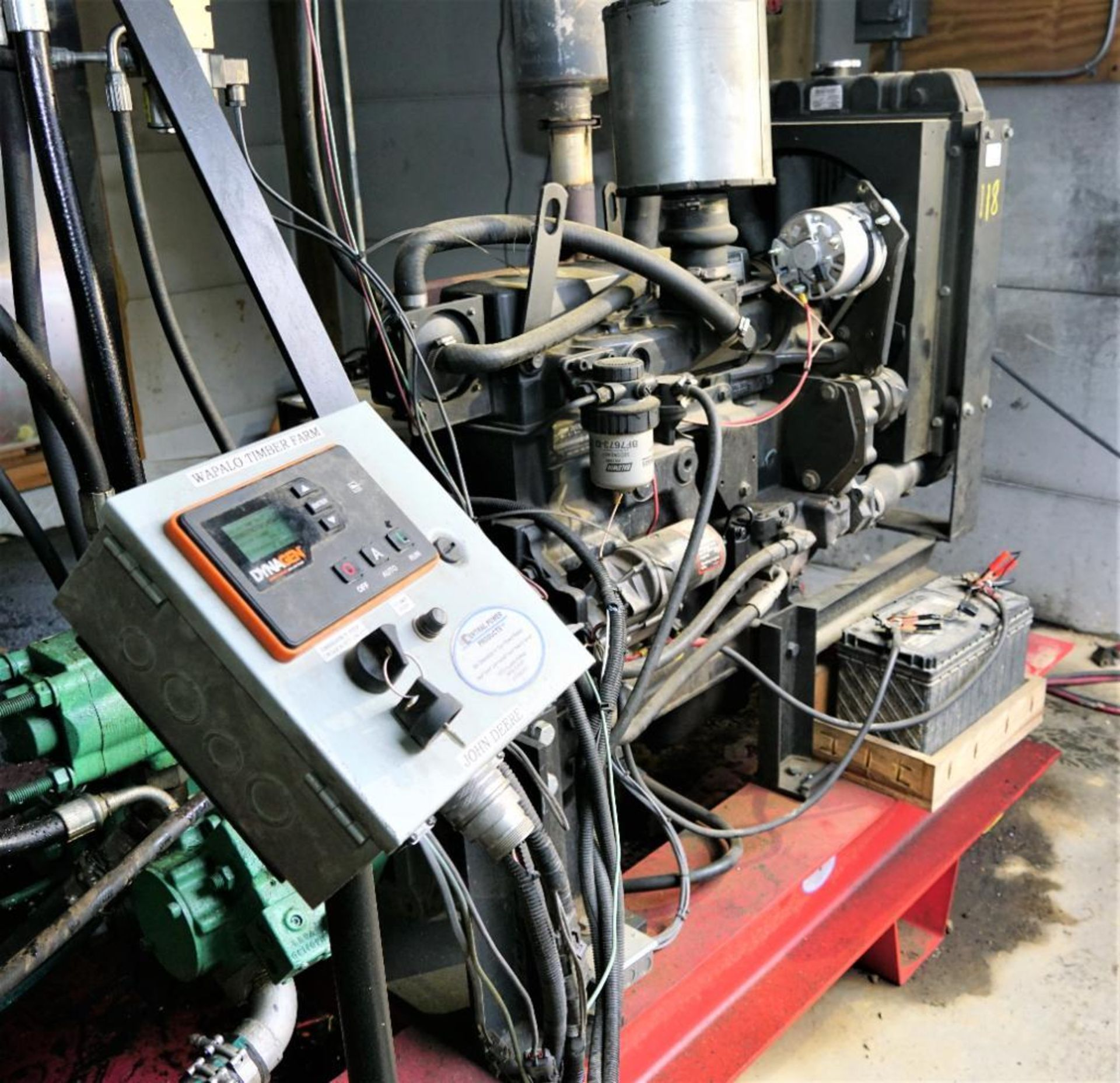 John Deere Diesel - Image 2 of 6