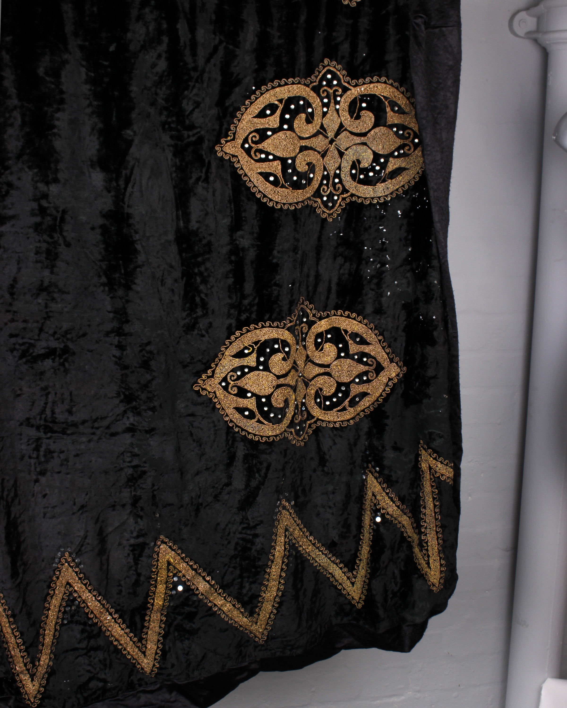 Vintage Wedding Dresses Bristol: A Cream Wedding Dress With Hoop Skirt, Together With Cream