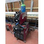 Thermal Arc Fabricator 400 Mig Welding Unit.