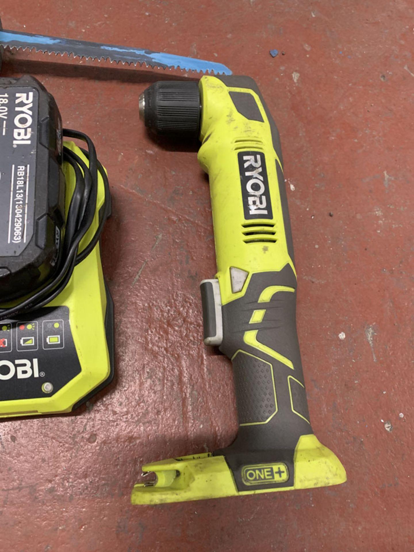 Lot 59 - Set of RYOBI Cordless Power Tools.
