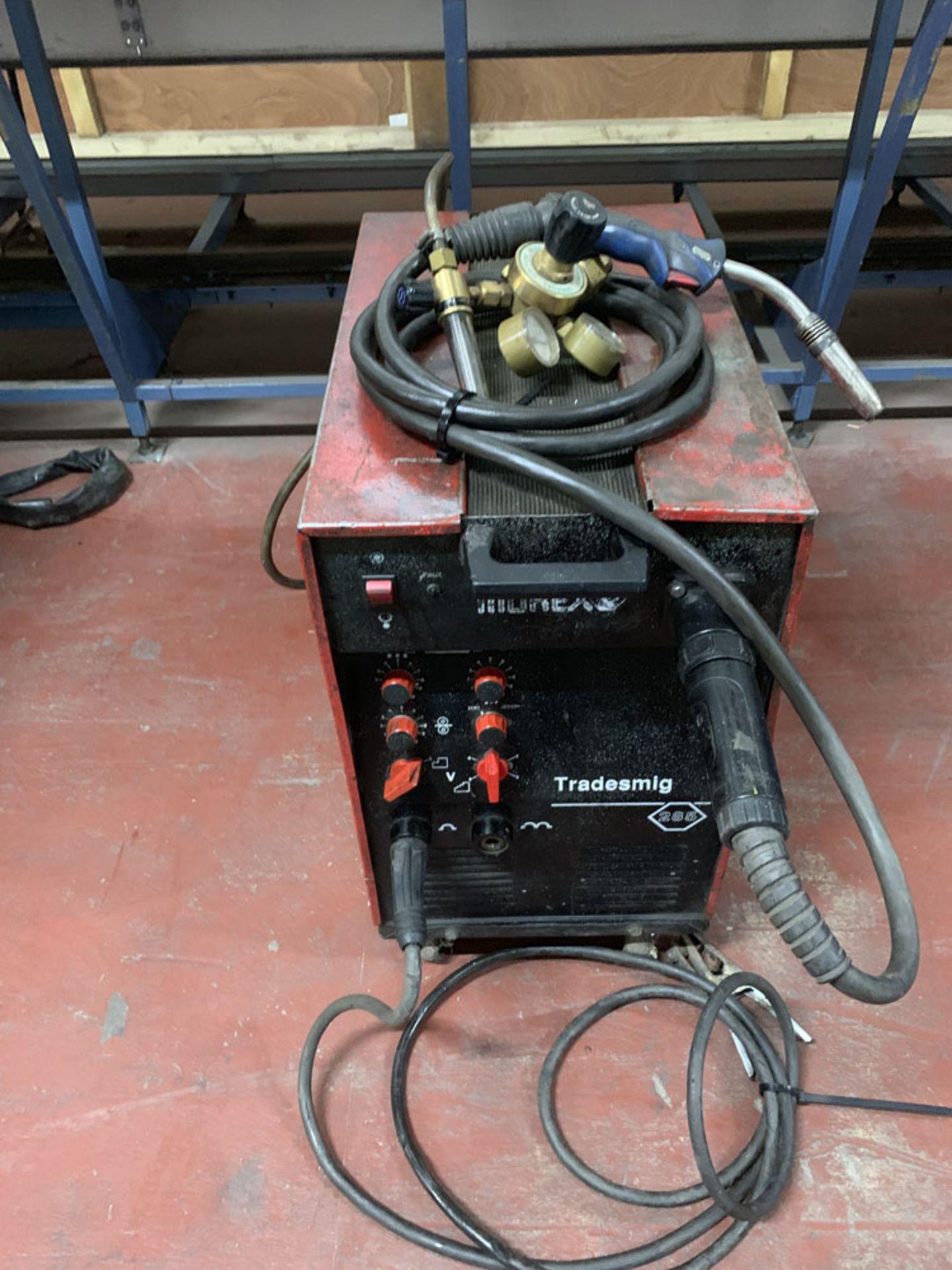 Lot 44 - Murex Tradesmig 285 Welding Unit.