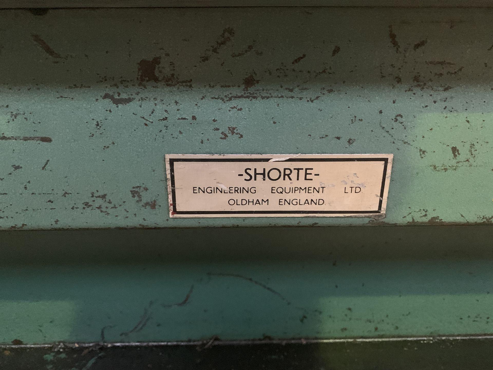 Lot 9 - Shorte Sheet Metal Lock Former.