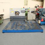 Tee Slotted Bed Plate.