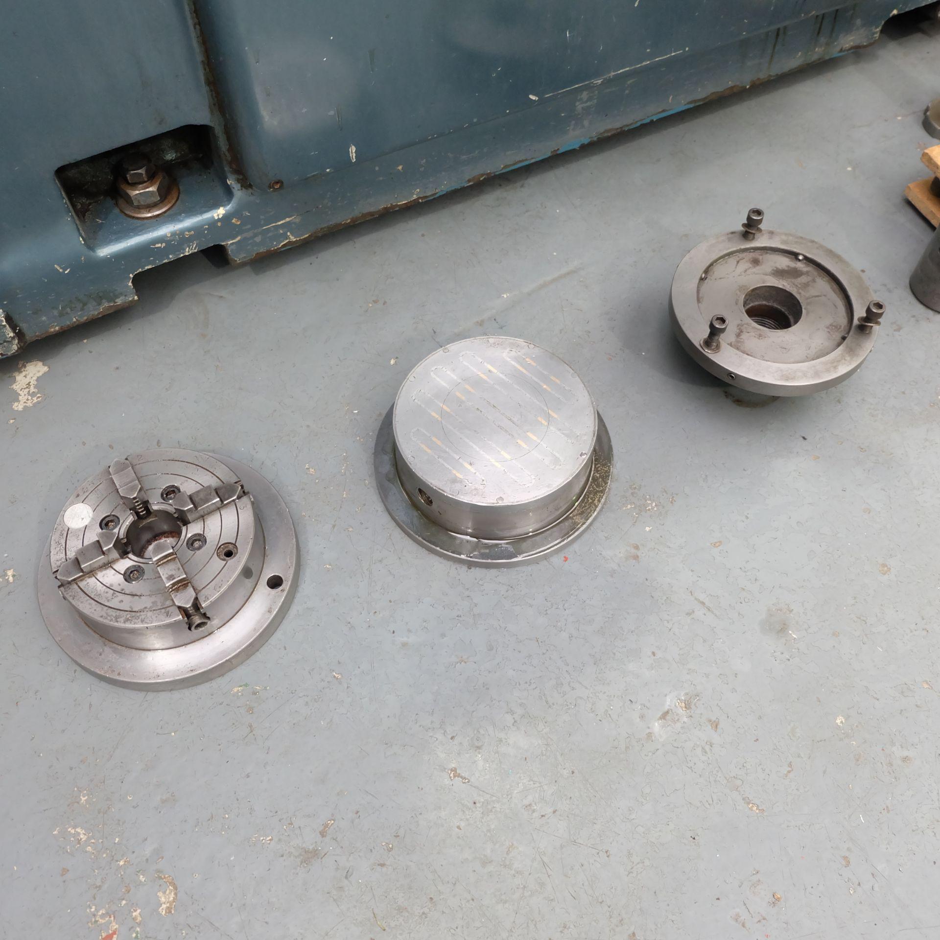 "Jones & Shipman Type 1311 Universal Cylindrical Grinder. 24"" x 10"" Capacity - Image 9 of 11"
