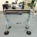 EE Co. Ltd: Initial Pinch Sheet Metal Rolls.