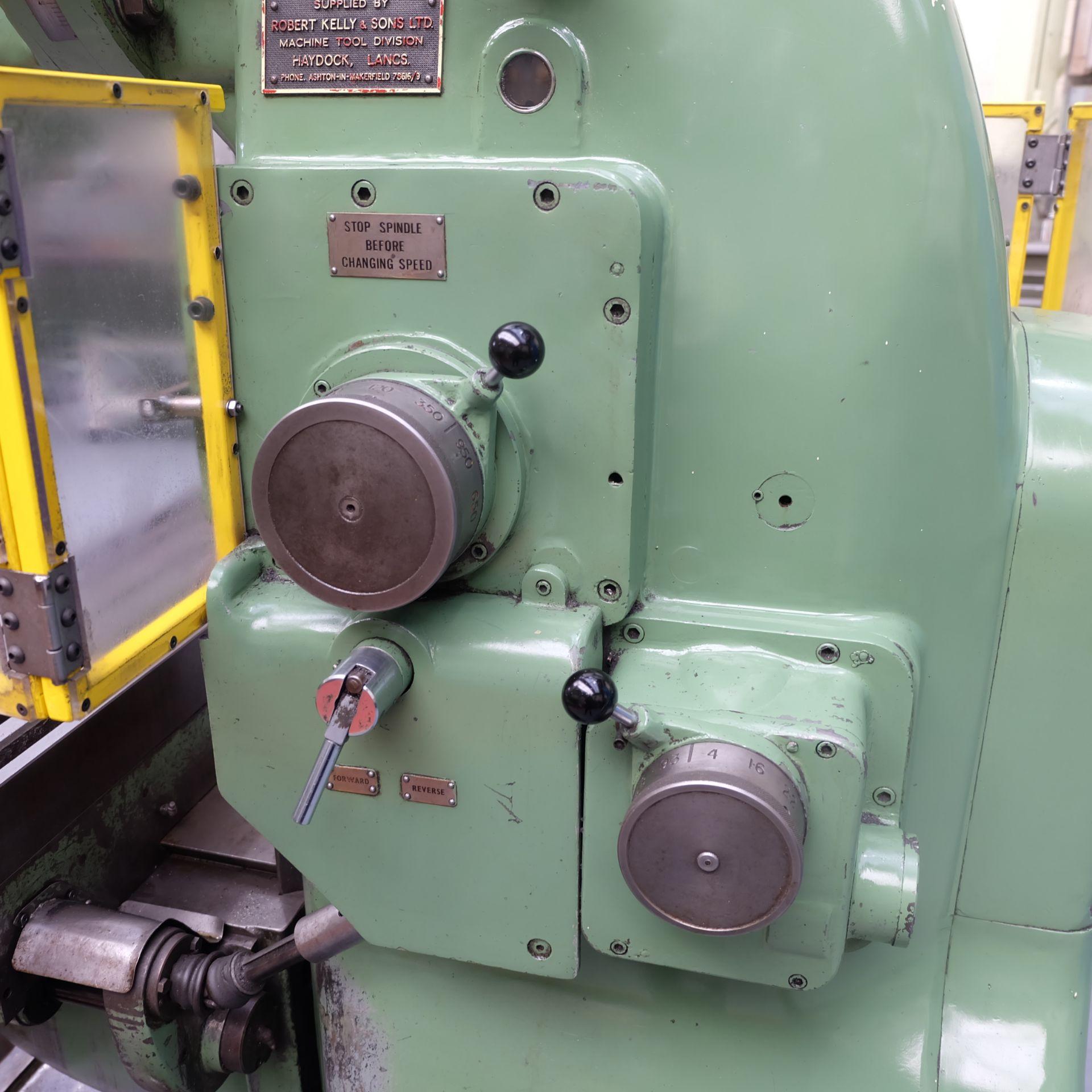Lot 26 - Richmond No 3V Vertical Milling Machine.