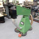 Multitool Model BM7552: Pedestal Linisher. Belt Width 75mm. 3 Phase Motor.