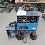 Miller Shop Master 300AC/DC Welding Power Source with Miller HF-251D-1 High Frequency Arc Starter