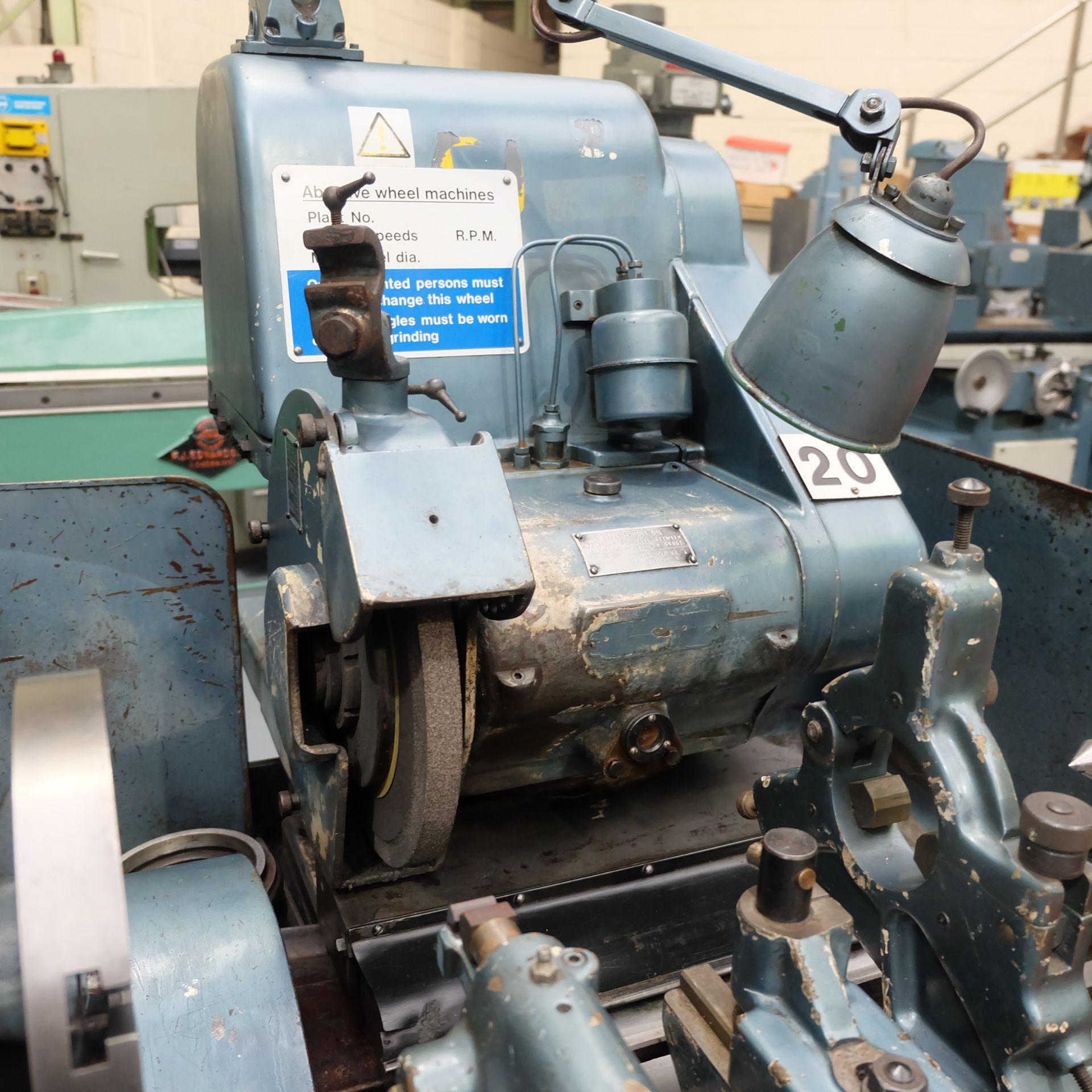 "Jones & Shipman Type 1311 Universal Cylindrical Grinder. 24"" x 10"" Capacity - Image 5 of 11"