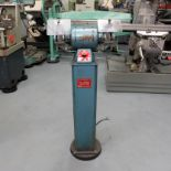 """RJH Gryphon: Double Ended Tool Grinder. Wheel Size 6"""" x 1/2""""."""
