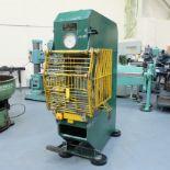 Forsyth Model VO30 30 Ton Hydraulic Press.