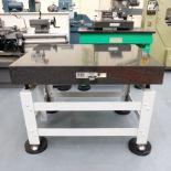 WBJ Flat Granite Measuring Table.