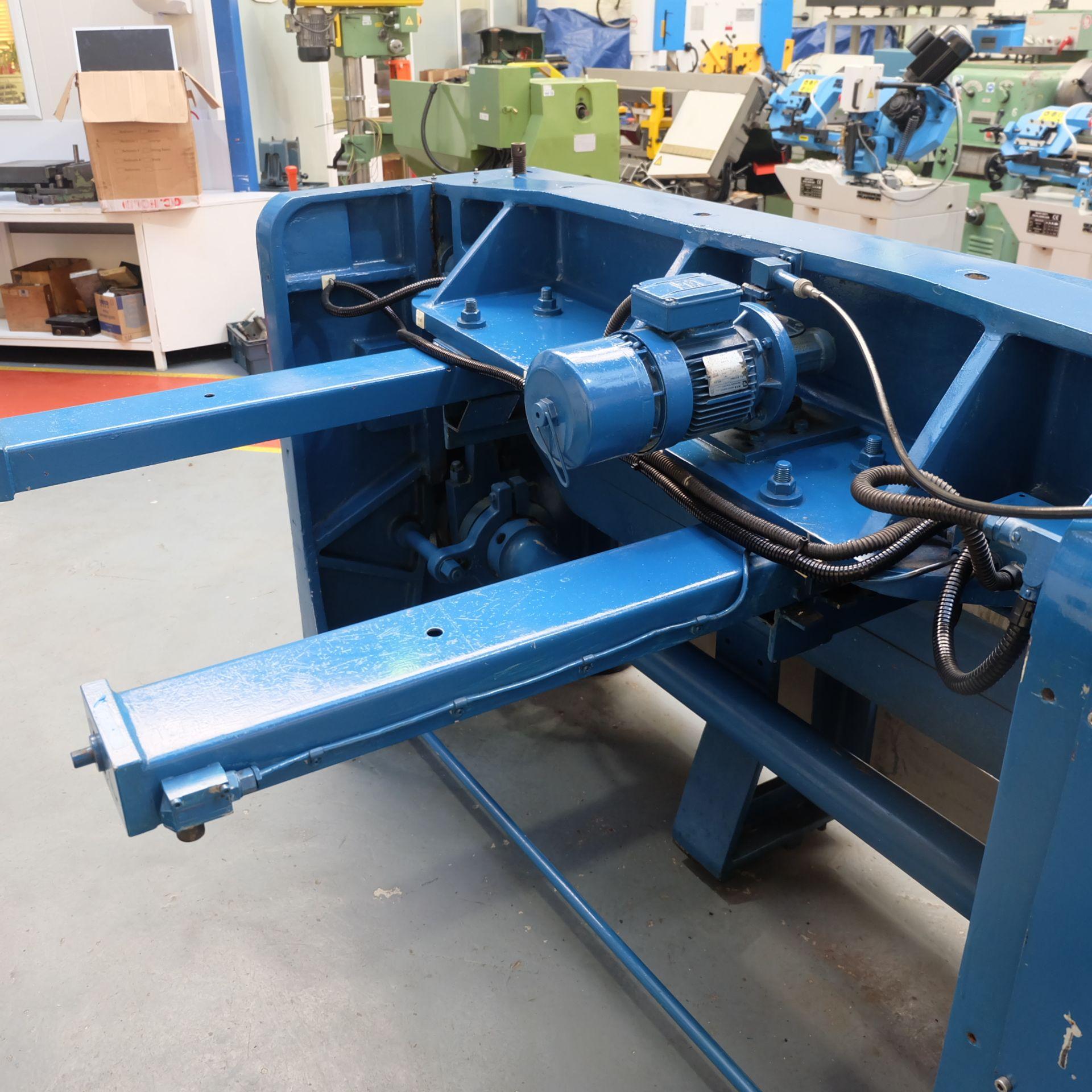 Morgan Rushworth Model SC1500/6: Electric Power Guillotine. - Image 4 of 6