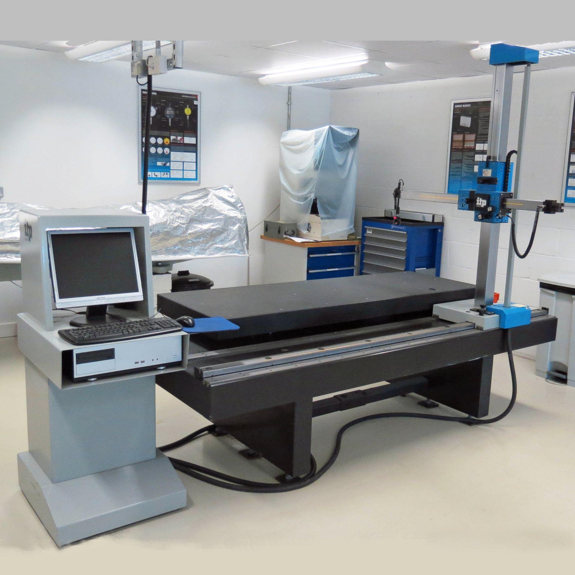 Lot 9 - ITP Type HA8 Coordinate Measuring Machine.