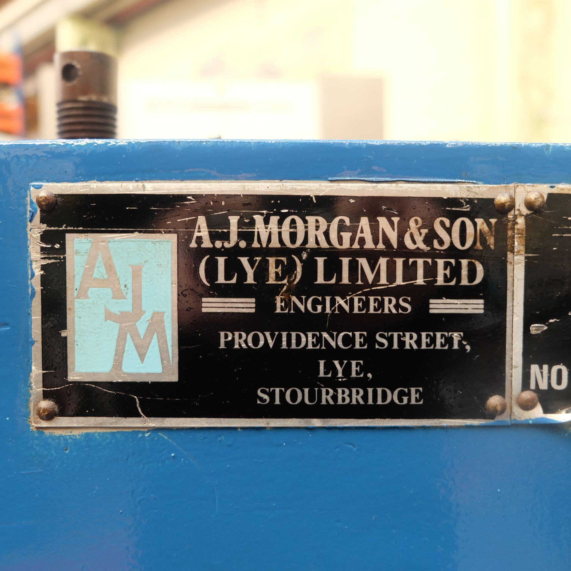 Morgan Rushworth Model SC1500/6: Electric Power Guillotine. - Image 5 of 6