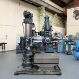 """Archdale: 3'6"""" Radial Arm Drill. Spindle Speeds 40-2000rpm."""