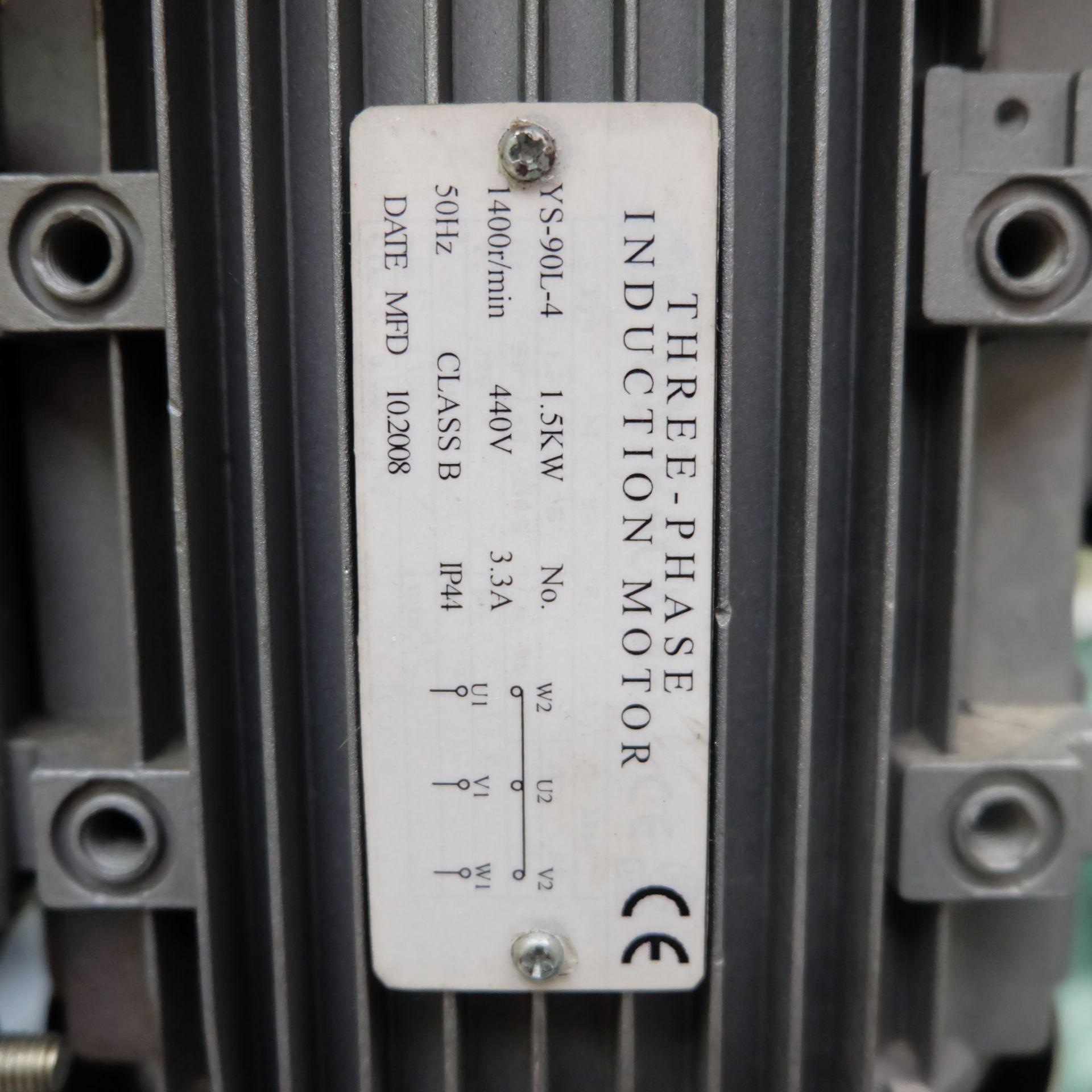 Warco Model DT-25: Floor Standing Pillar Drill. - Image 8 of 8