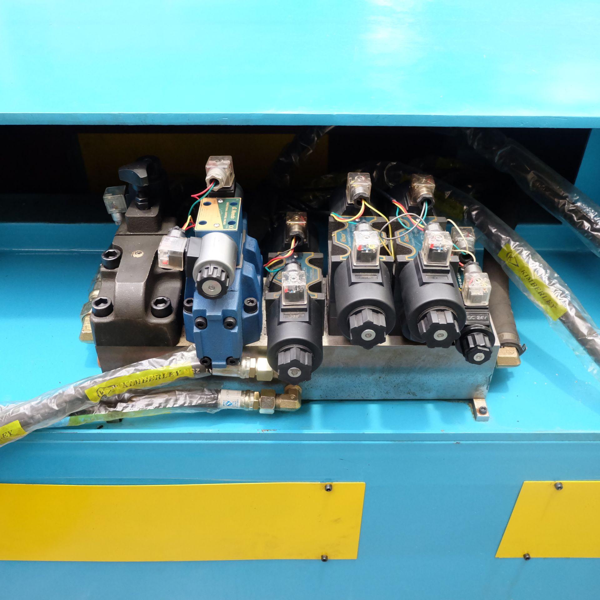 Lot 6 - Superda Type DW114 Mandrel Type N C Tube Bender.
