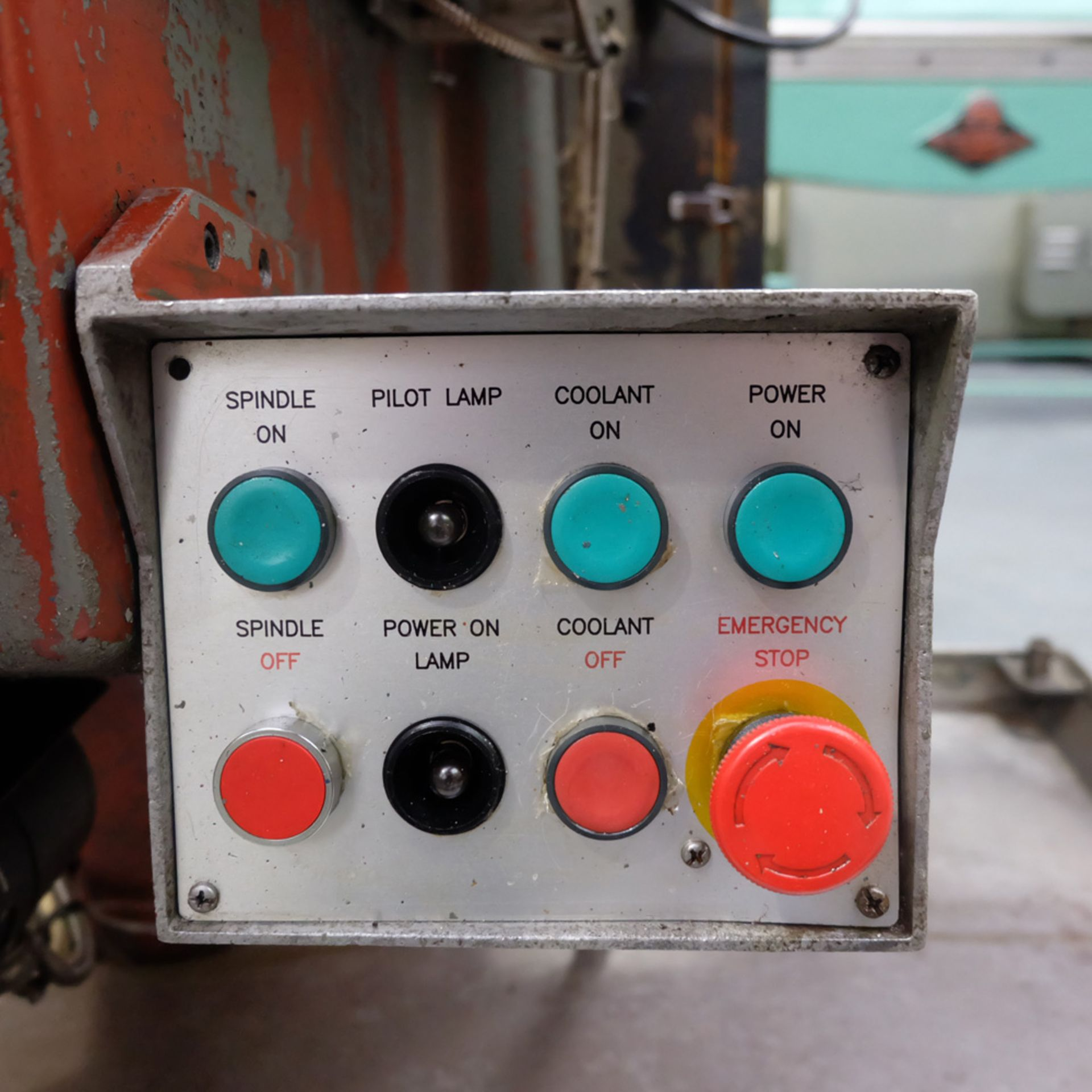 KRV Pro 2000: Turret Milling Machine. - Image 8 of 11