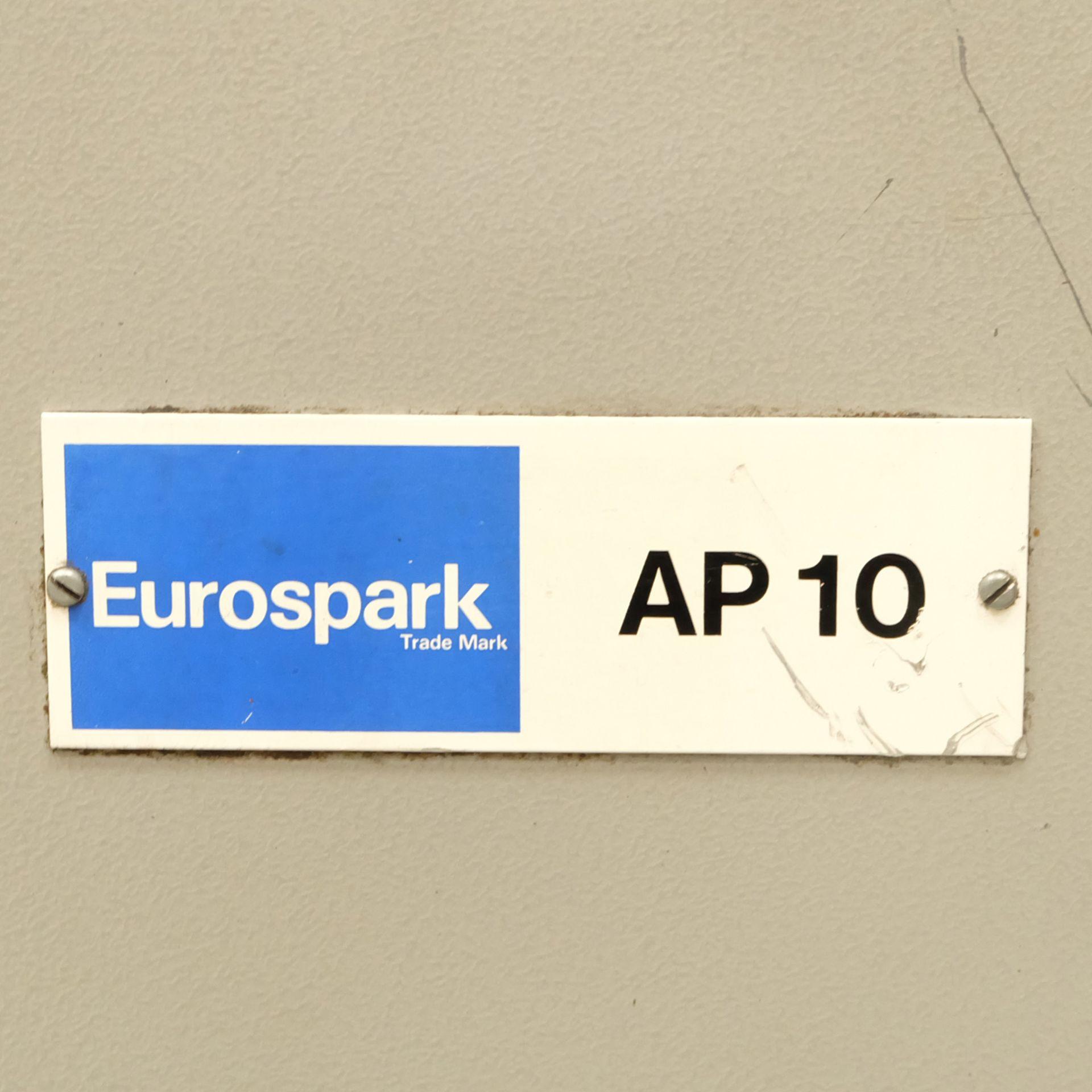 Eurospark Model H425 Solid Sink EDM. Table 420mm x 300mm.Generator Eurospark AP10 mk11. - Image 11 of 17