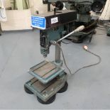 Meddings Type LF2 Bench Drill. Spindle Speeds 500-4000rpm.