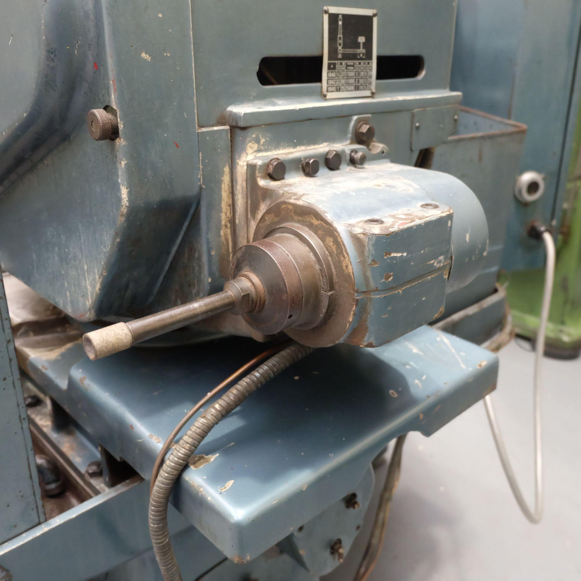"Jones & Shipman Type 1311 Universal Cylindrical Grinder. 24"" x 10"" Capacity - Image 11 of 11"