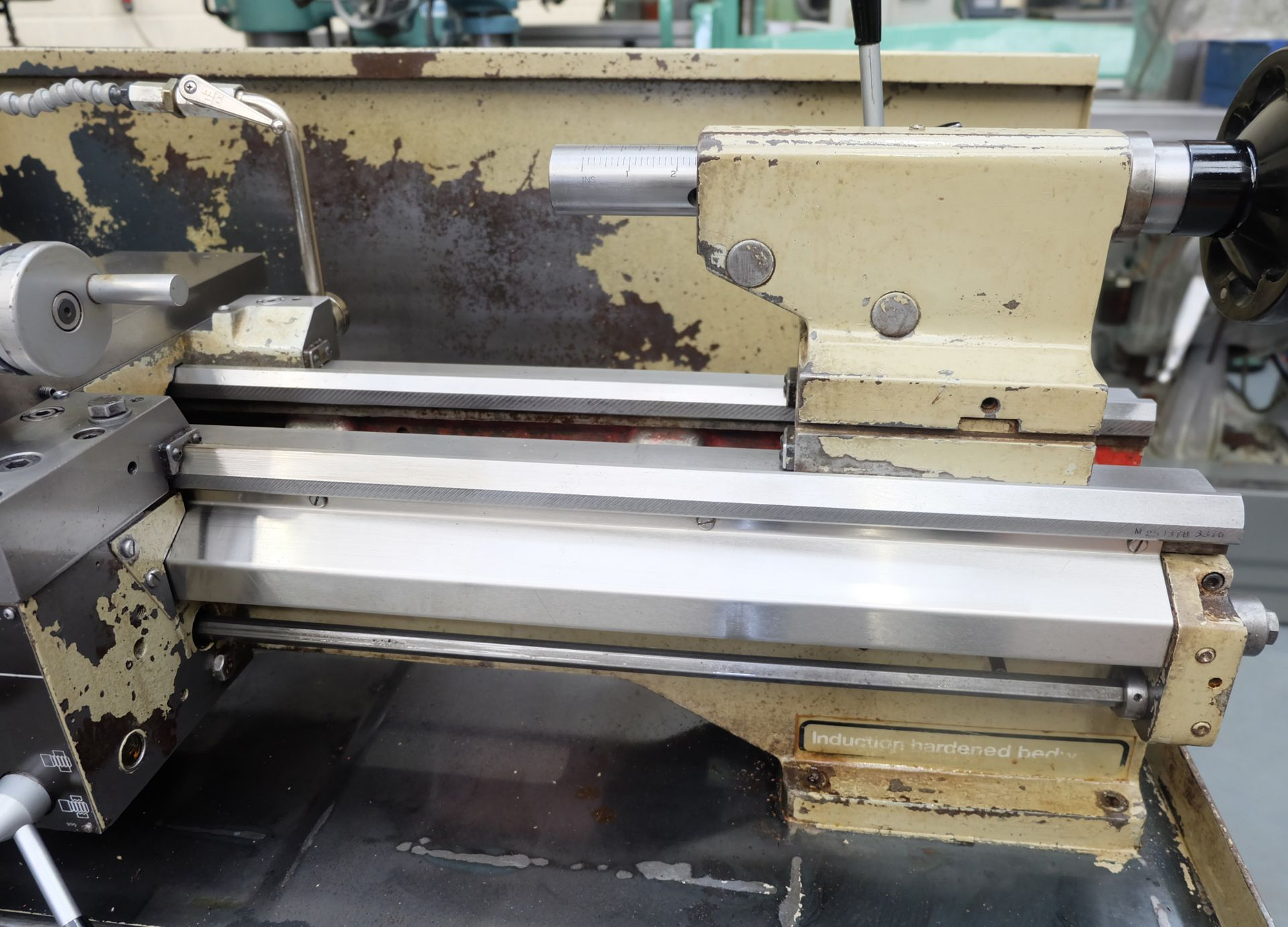 Lot 13 - Harrison M250 Toolroom Centre Lathe.