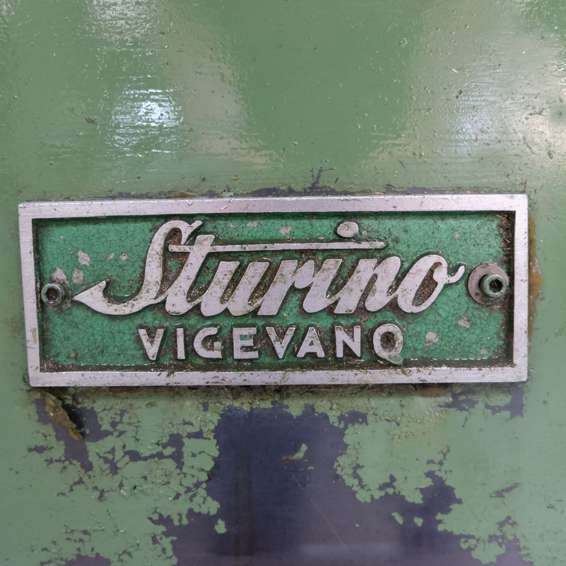 Sturino Model ST-71 Three Spindle Automatic Rotary Transfer Machine. Spindle Taper 30 Int. - Image 6 of 10