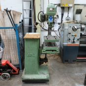 Qualters and Smith QDM 625 Bench Drill.
