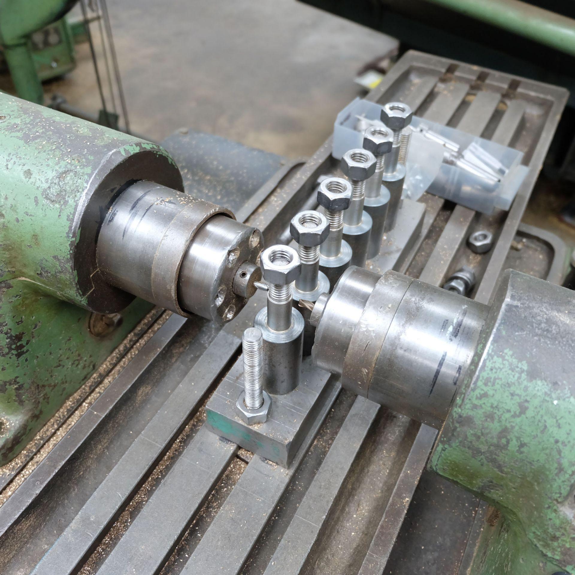 Jones & Shipman Model 745 Hydro Slot Milling Machine. - Image 3 of 5