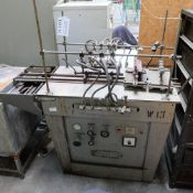 Stanelco Model G300 Electro - Gas Soldering, Brazing, Hardening & Annelaing Machine.