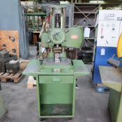 Meca 6 Spindle Indexing Drill on Stand.