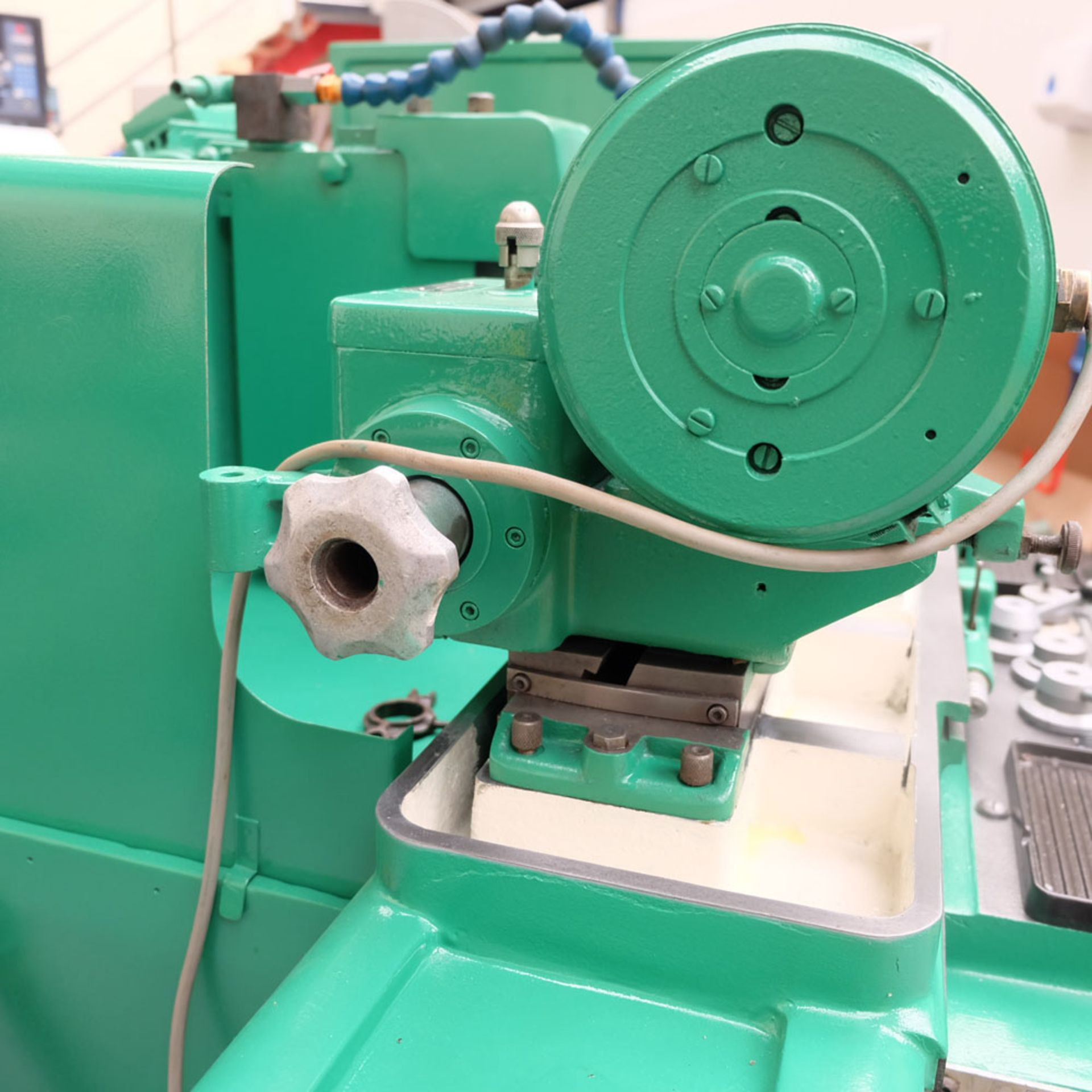 "Myford MG12-HA Hydraulic Cylindrical Grinder. Maximum Grinding Capacity 3"" Diameter. - Image 7 of 13"
