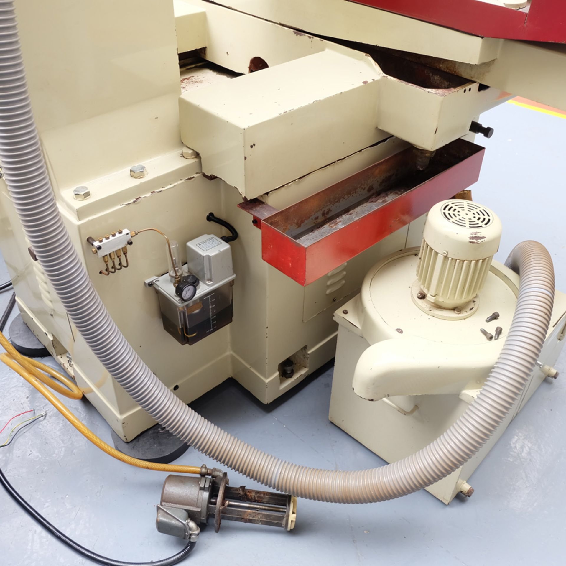 """XYZ Type 1632 Tool Room Surface Grinding Machine. Capacity 32"""" x 16"""". 32"""" x 16"""" Magnetic Chuck. - Image 12 of 17"""