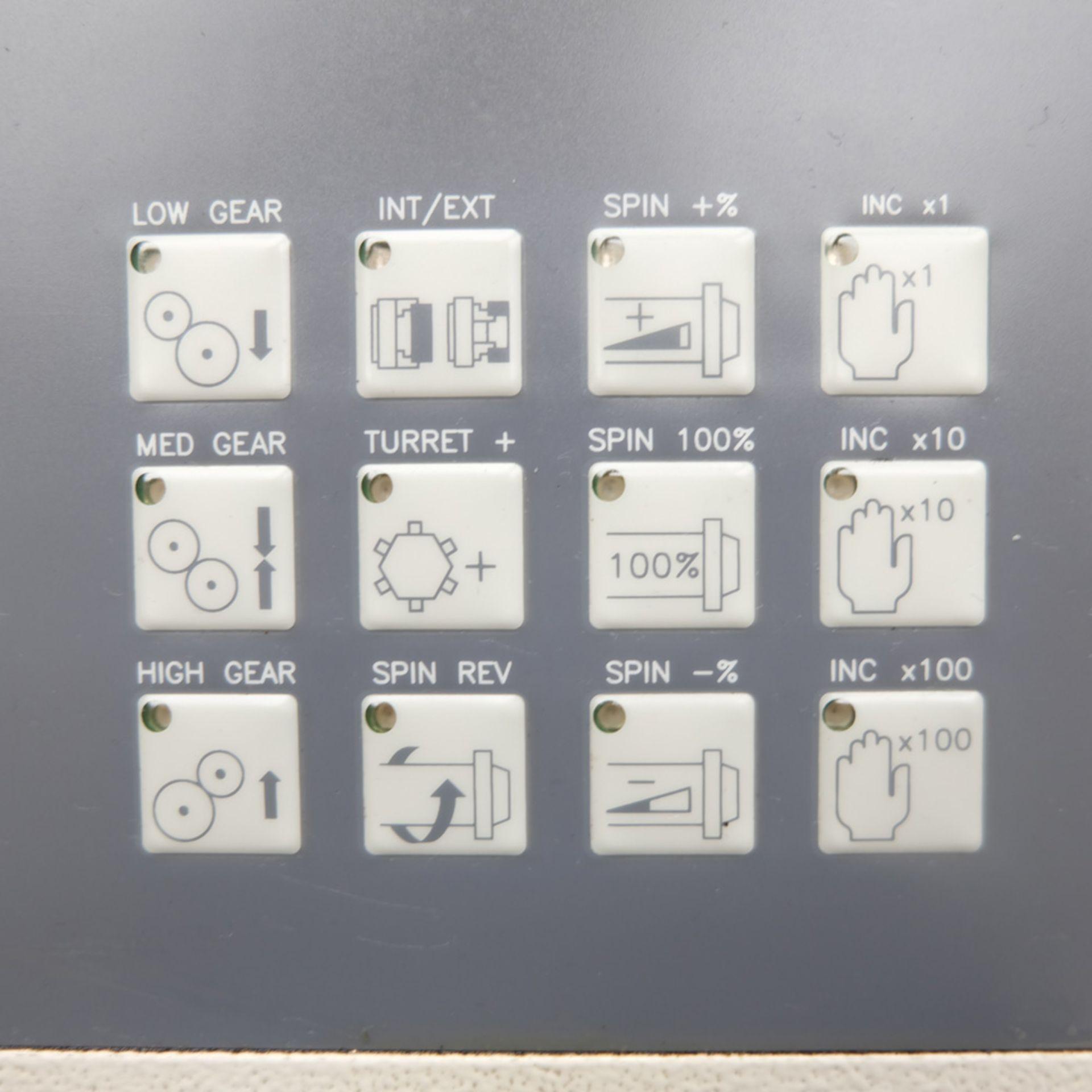 Harrison Alpha 1000 Series Model 1400U CNC Lathe. - Image 10 of 12
