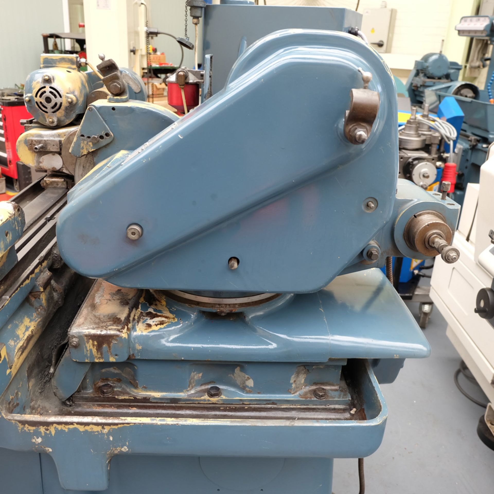 Jones & Shipman Type 1310 Cylindrical Grinder - Image 4 of 13