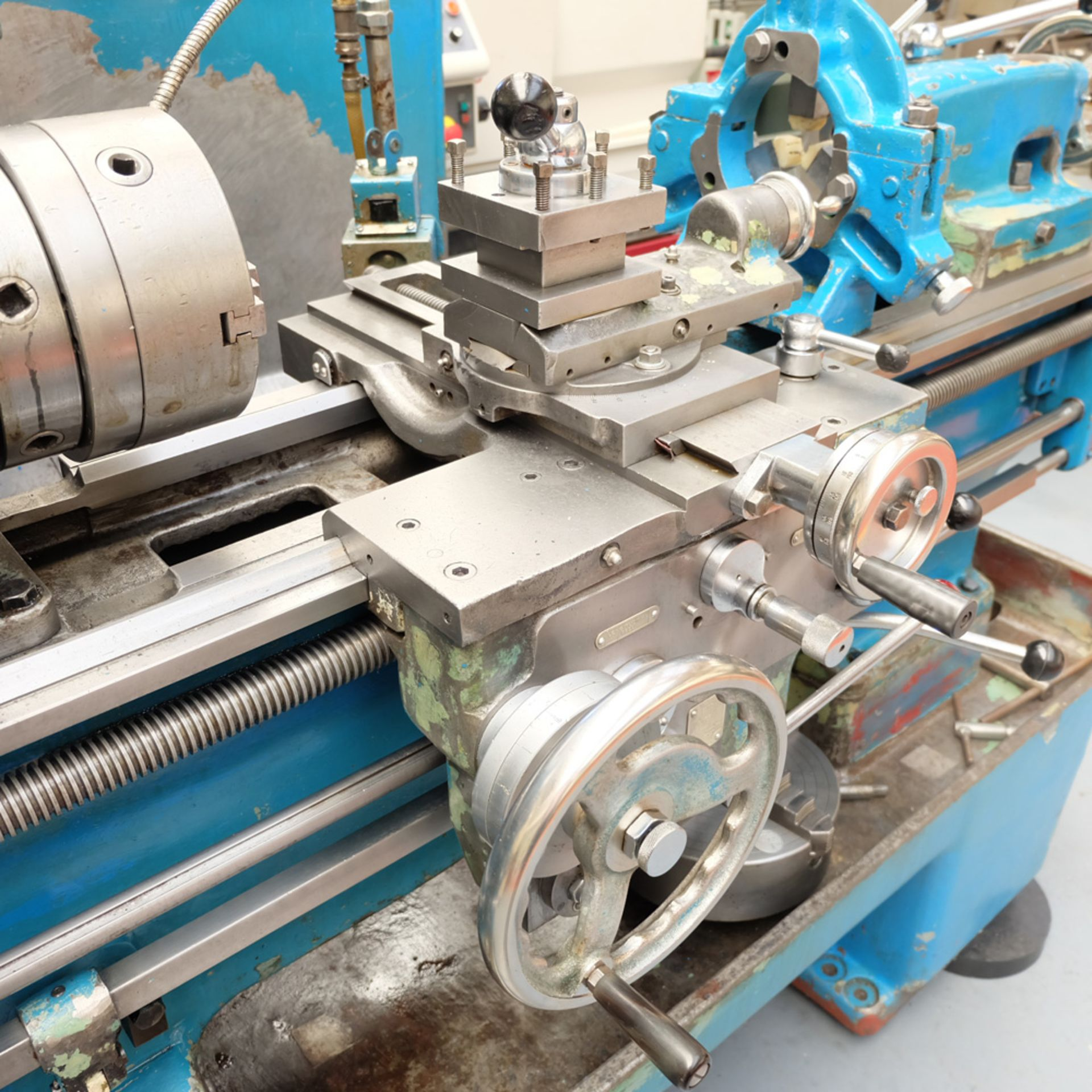 Dean Smith & Grace Type 13-1 Tool Room Centre Lathe. - Image 5 of 13