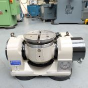 Jones & Shipman Type 8414-009DC/306 4th Axis Rotary & Tilting Table. Table Size 260mm.