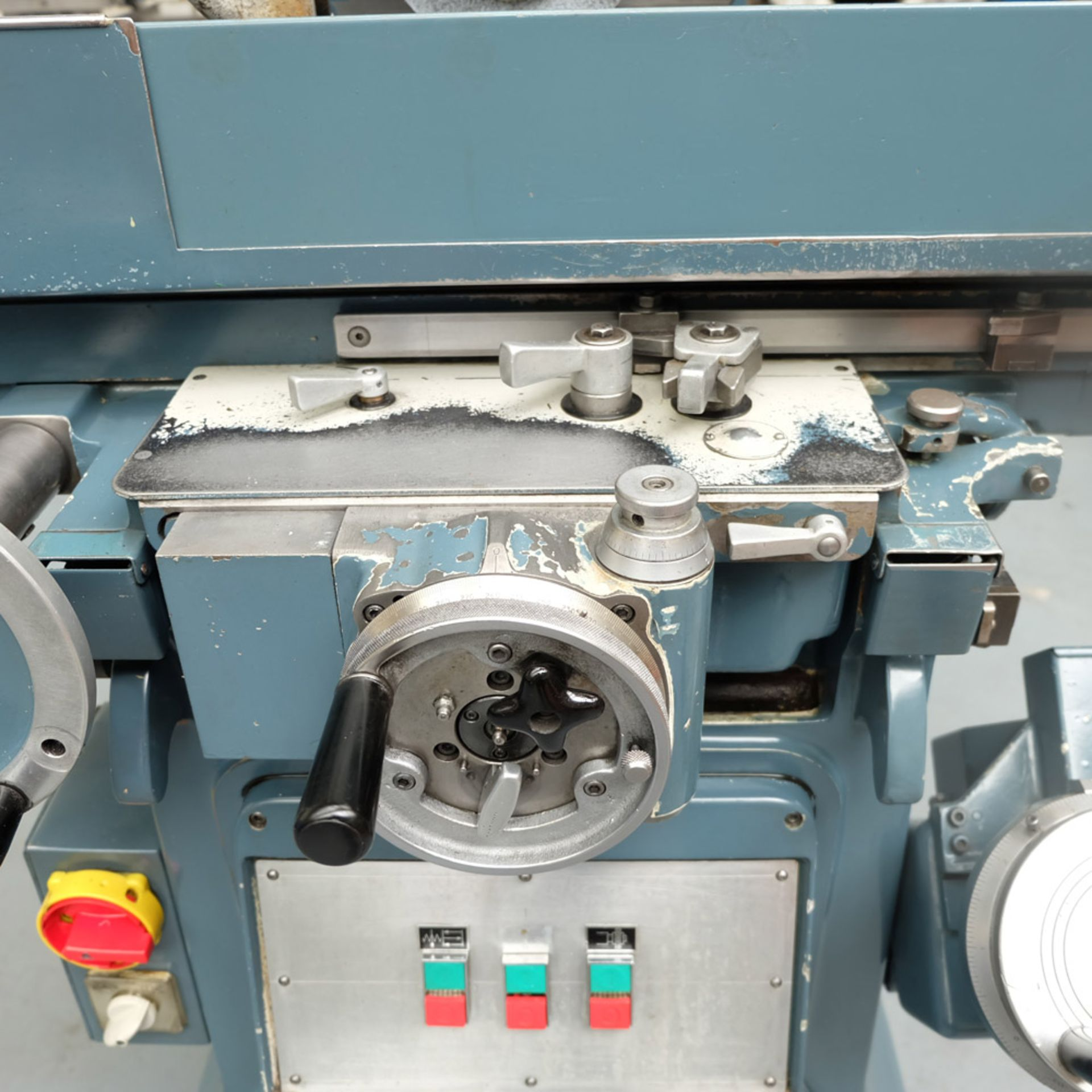 "Jones & Shipman Type 540P Tool Room Surface Grinder. Capacity 18"" x 6"". Imperial Dials. - Image 4 of 7"