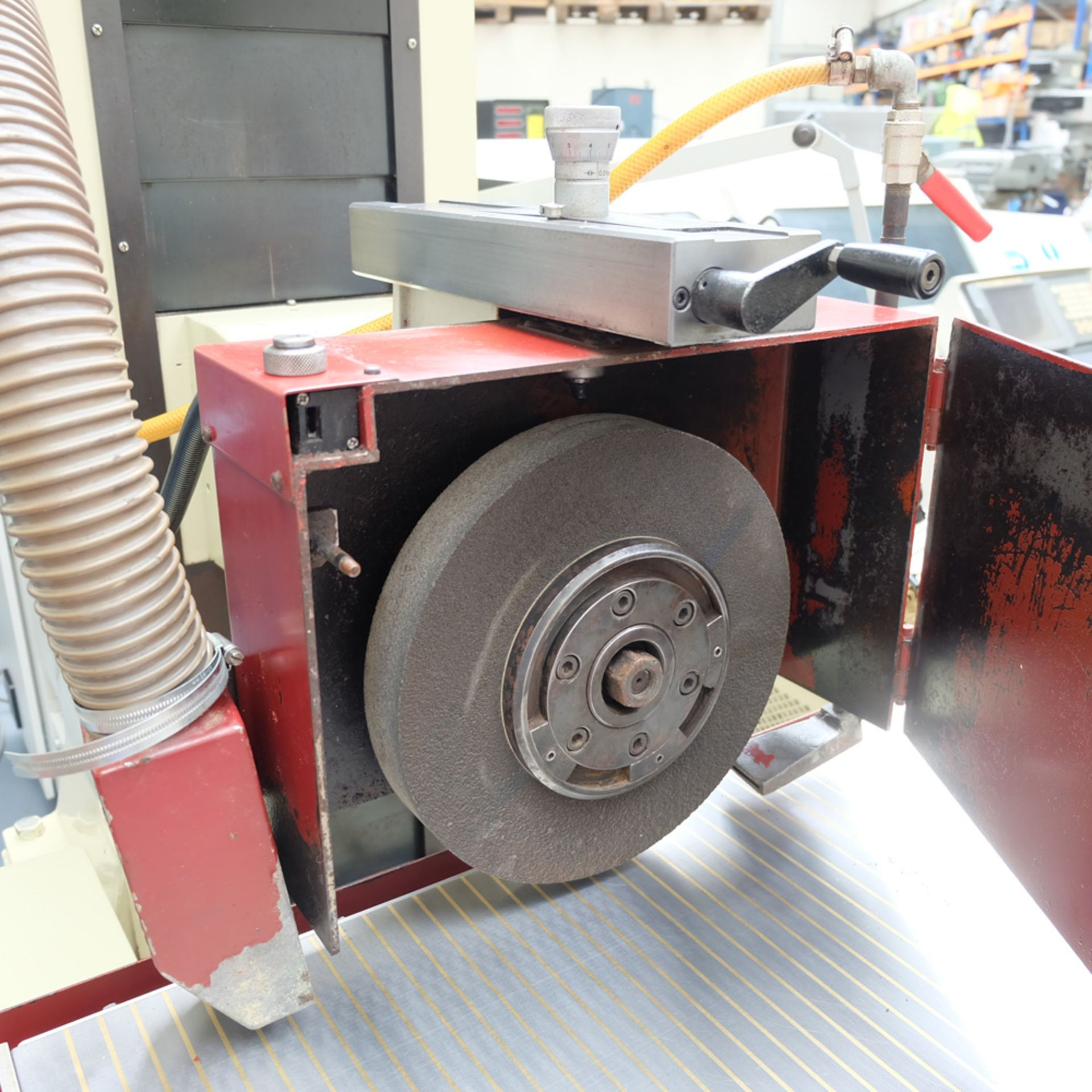 """XYZ Type 1632 Tool Room Surface Grinding Machine. Capacity 32"""" x 16"""". 32"""" x 16"""" Magnetic Chuck. - Image 11 of 17"""