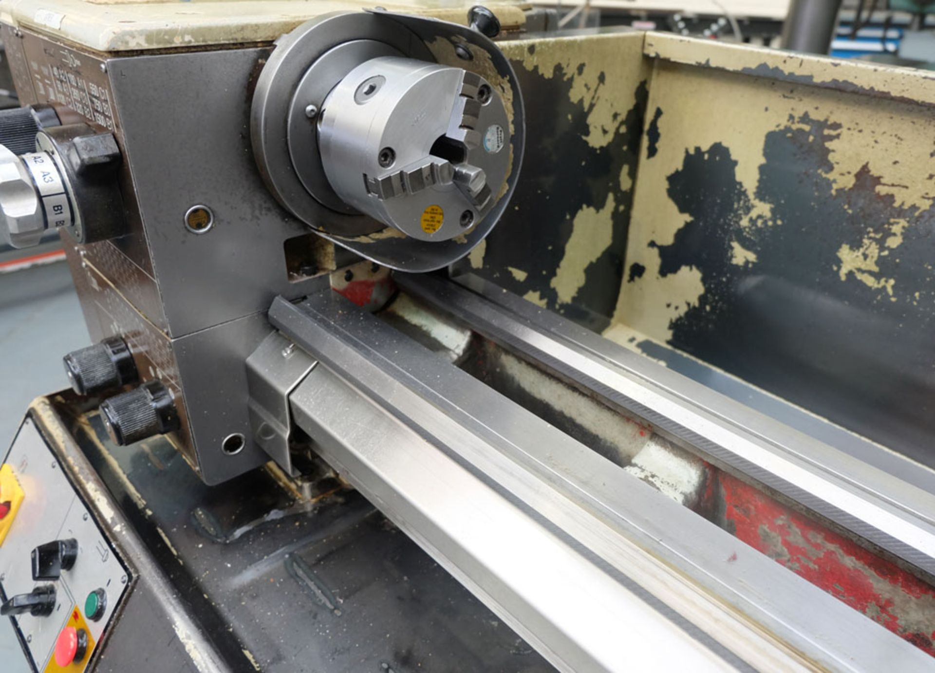 """Harrison M250 Tool Room Centre Lathe. Swing Over Bed 13"""". Distance Between Centres 30"""". - Image 3 of 14"""
