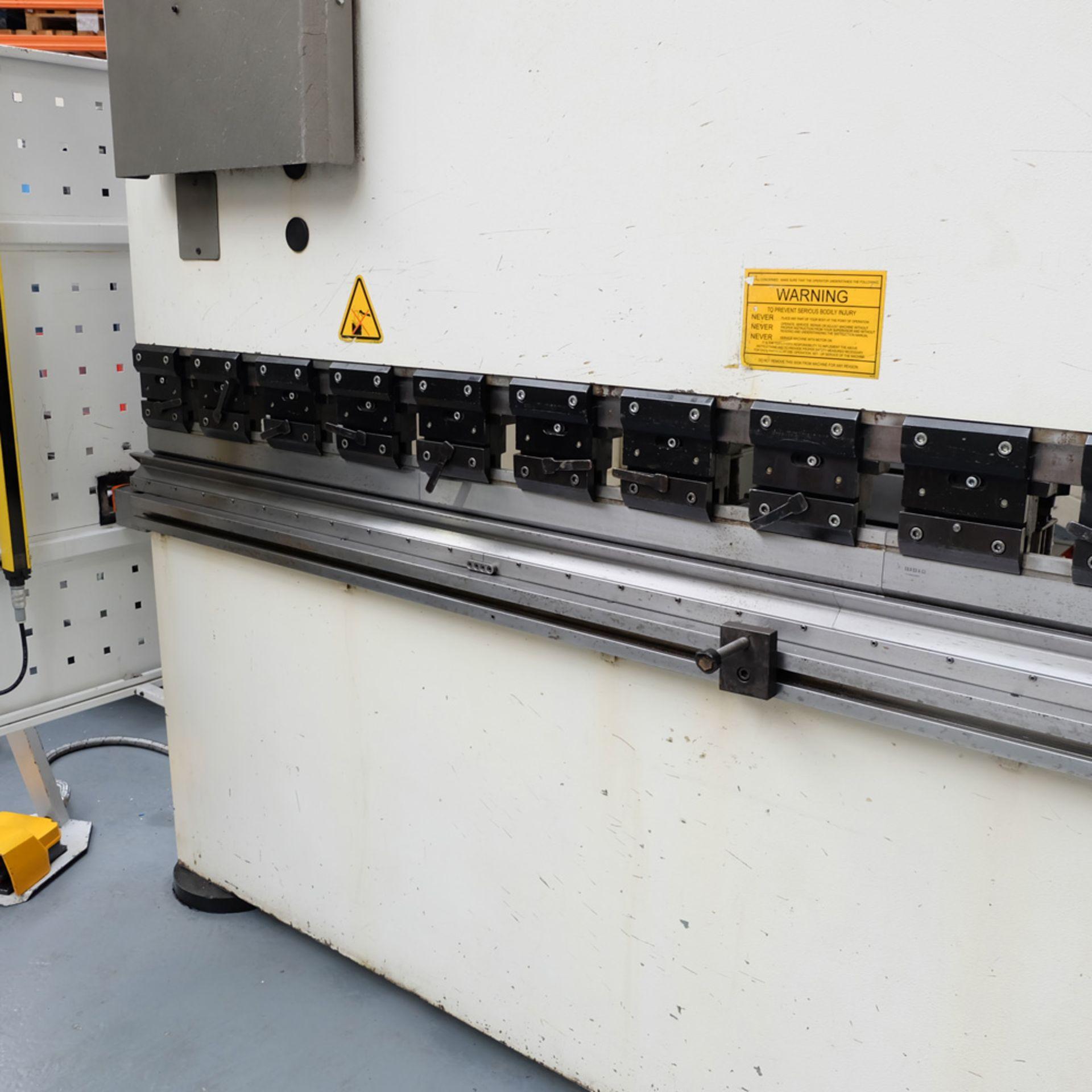 Ermak AP3120 Hydraulic Downstroke Press Brake. Capacity 3100mm x 6mm. Bending Force 120 Ton. - Image 7 of 14